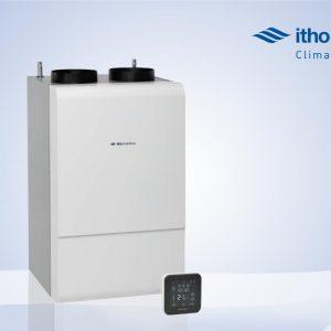 Gasverbruik verlagen met de Itho Daalderop HP-M 25 i warmtepomp