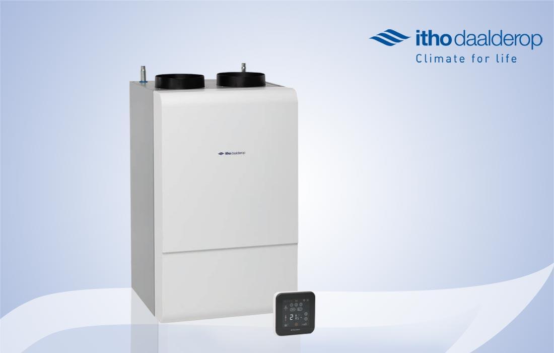 You are currently viewing Gasverbruik verlagen met de Itho Daalderop HP-M 25 i warmtepomp