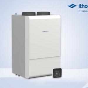 Itho Daalderop HP-M 25 i warmtepomp: eenvoudig energie besparen