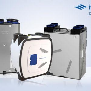 Itho Daalderop WTW-units: ventilatie met warmteterugwinning