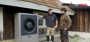 Read more about the article Aantrekkelijke subsidie op Nefit (hybride) warmtepompen