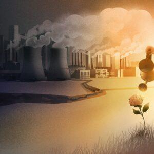 Wie zal de aarde redden?