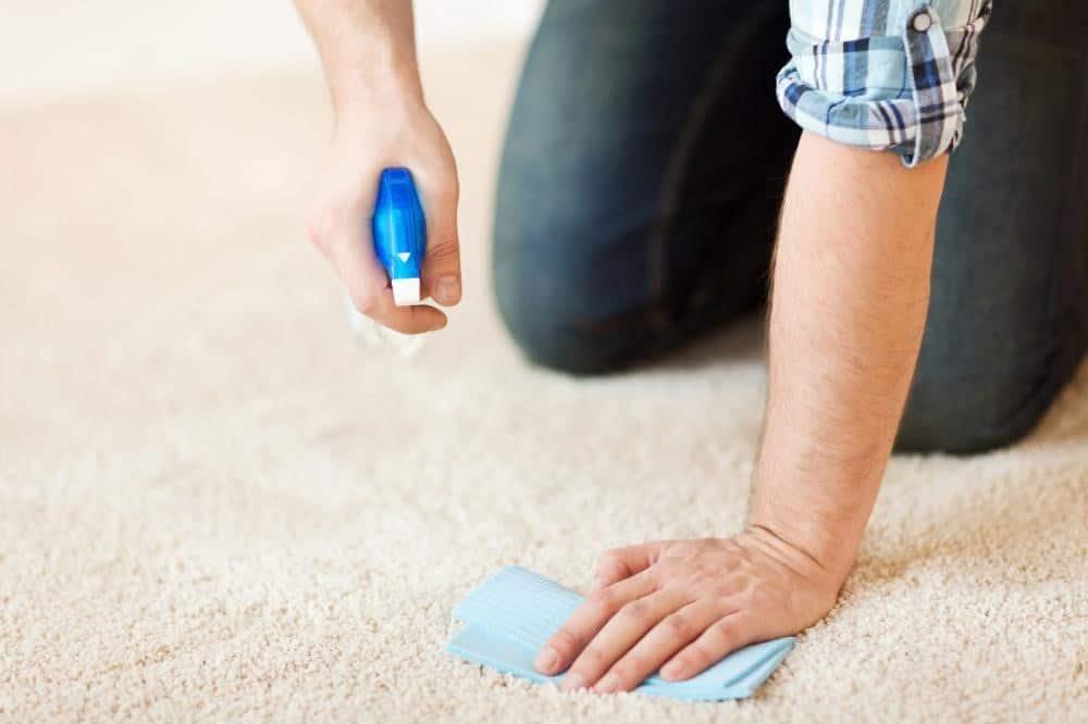 You are currently viewing Hoe om vlekken van een vloerkleed te verwijderen