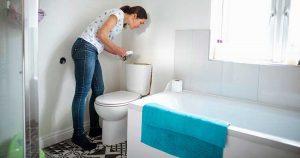 Read more about the article Hoe veelvoorkomende badkamerproblemen op te lossen