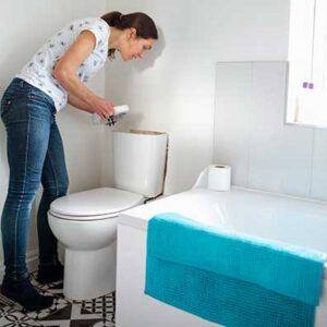 Hoe veelvoorkomende badkamerproblemen op te lossen